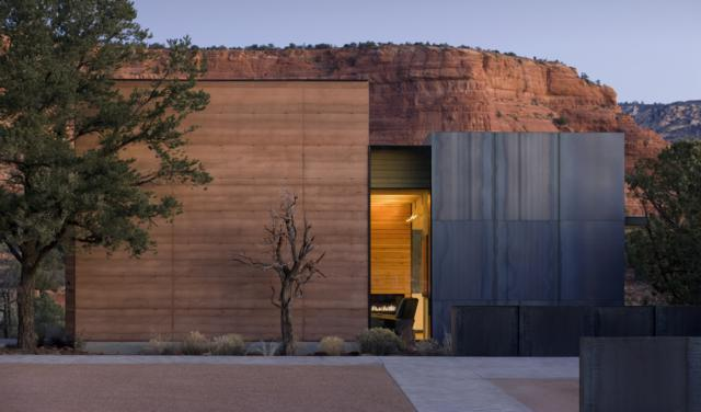 The aerie sedona architecture and design for Sedona architects